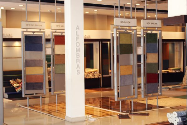 Indian Carpet - Showroom